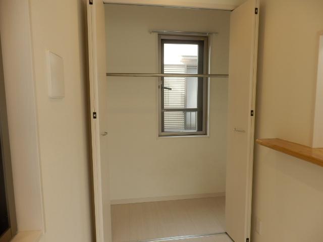 セレーノコート蒲田 102号室の収納