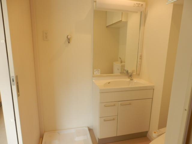 セレーノコート蒲田 102号室の洗面所