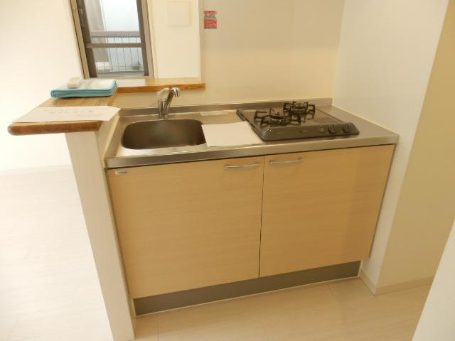 セレーノコート蒲田 102号室のキッチン