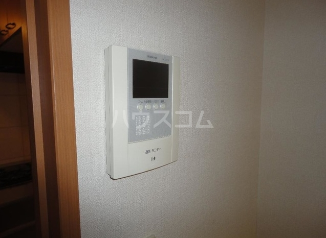 ラフィネス鶴見 208号室のセキュリティ