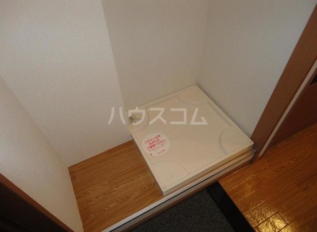ラフィネス鶴見 208号室の設備