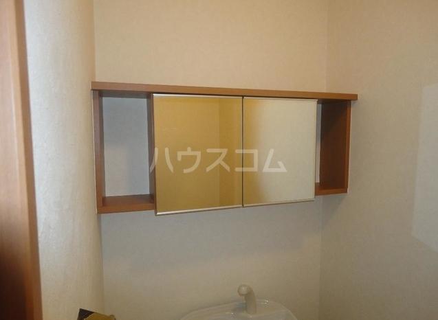 ラフィネス鶴見 208号室のキッチン