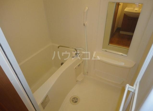 ラフィネス鶴見 208号室のトイレ