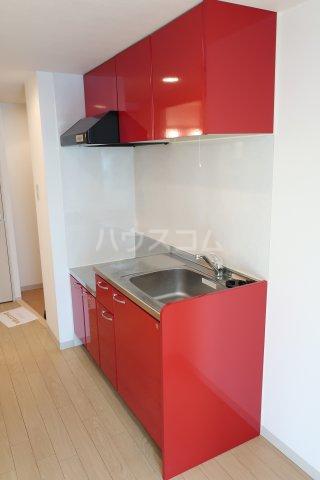 PAGODA 06 203号室のキッチン