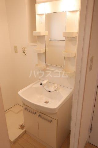 PAGODA 06 203号室の洗面所