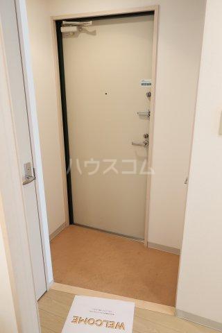 PAGODA 06 203号室の玄関