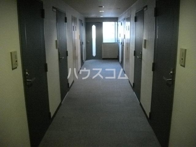 朝日プラザ名古屋ターミナルスクエア 513号室のエントランス