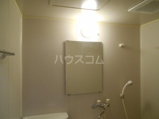 メゾンブランシュ 201号室の洗面所