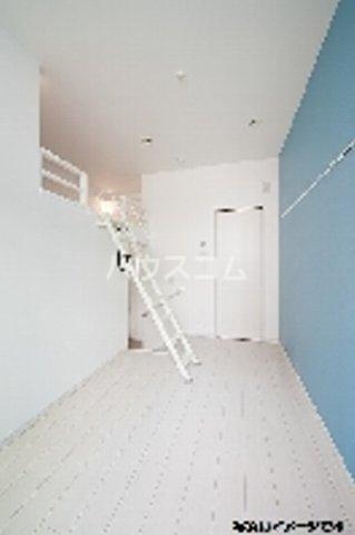 エクル烏森 103号室のベッドルーム