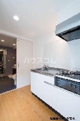エクル烏森 103号室のキッチン