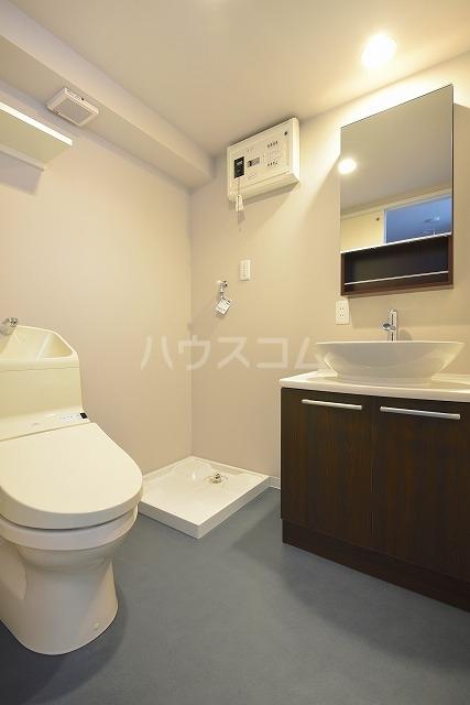 Rich hill SUWA 201号室のトイレ