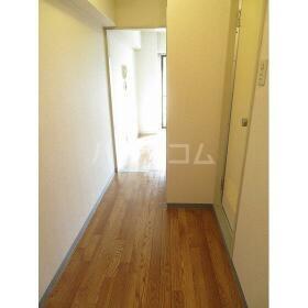 ダイホープラザ大和 0313号室の玄関