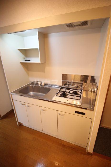 プレシャス天神南 701号室のキッチン