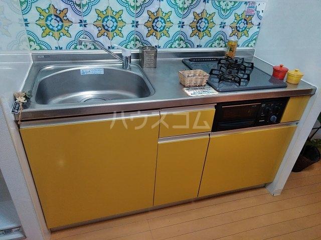 セラ若宮 201号室のキッチン