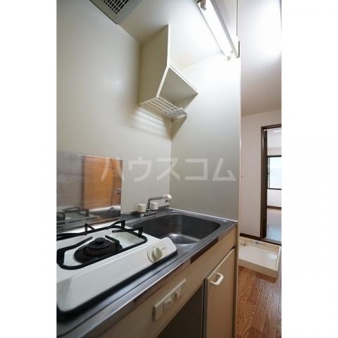 ラプラス坂下2 0107号室のキッチン