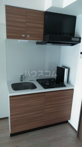 プレセダンヒルズ文京本駒込 701号室のキッチン