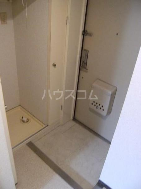 TOP高島平第3 102号室の玄関