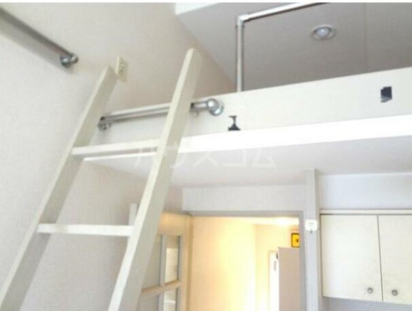 プラザ・ドゥ・ガロンヌA 208号室の居室