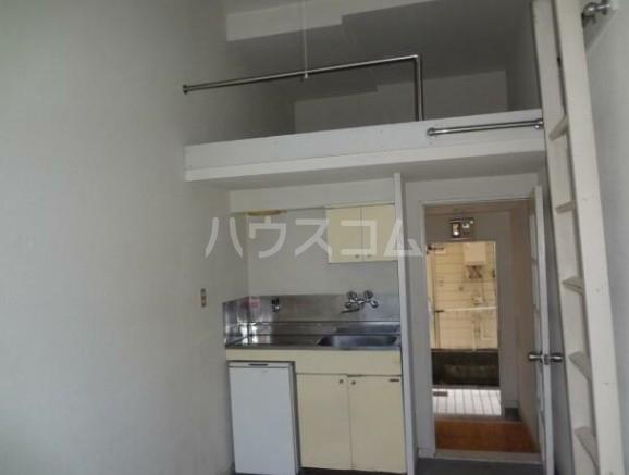 プラザ・ドゥ・ガロンヌA 208号室のキッチン