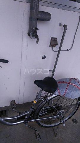 熊谷総和ハイツ 103号室のバルコニー