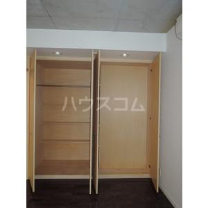 アドレー渋谷本町アネックス A102号室の収納