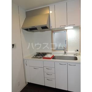 アドレー渋谷本町アネックス A102号室のキッチン