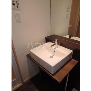 アドレー渋谷本町アネックス A102号室の洗面所