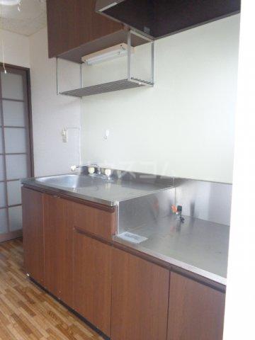 リバーシティー 21 205号室のキッチン