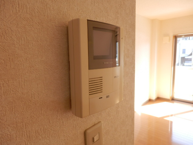 エターナル 303号室のセキュリティ