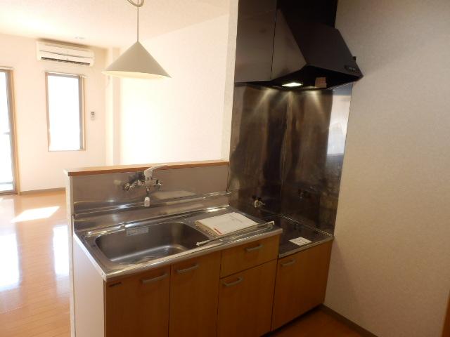 エターナル 303号室のキッチン