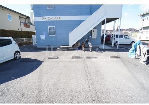 アーバンハイツA 01020号室の駐車場