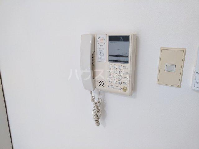 ジョイテル西院 315号室のセキュリティ