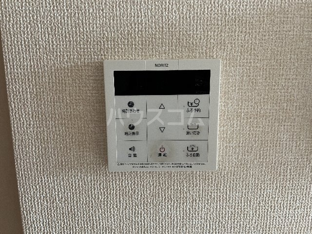 Jist 103号室のエントランス