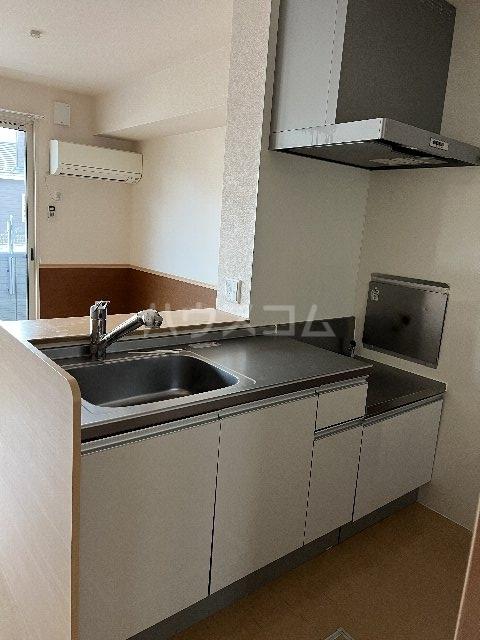 Jist 103号室のキッチン