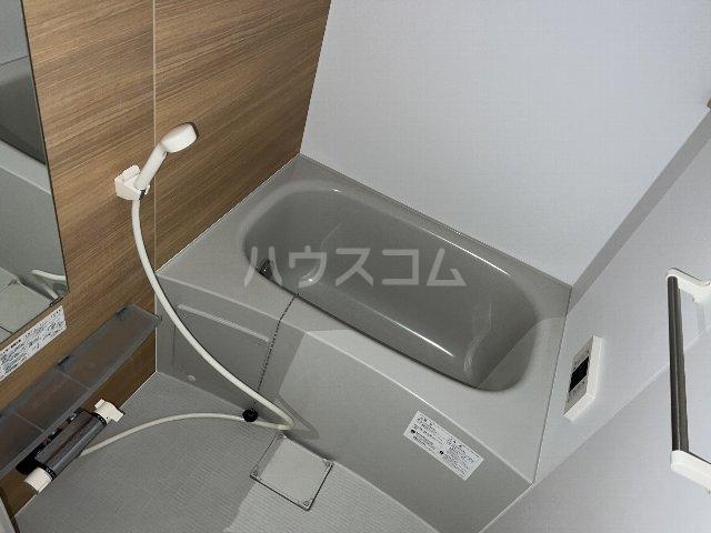 Jist 103号室の風呂