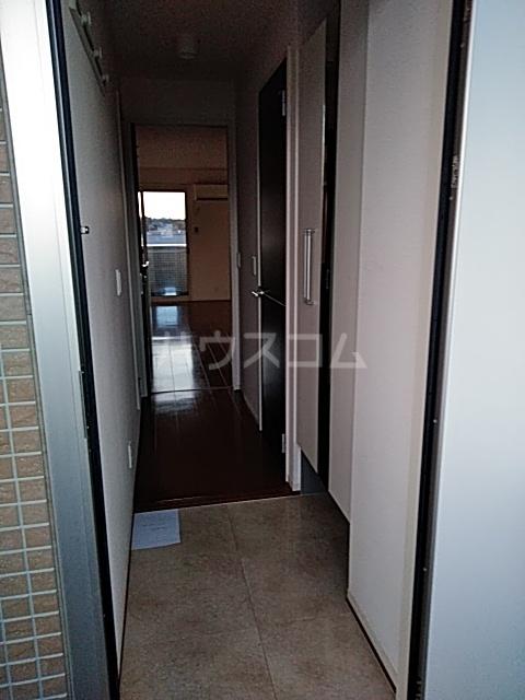 アルシオネ 305号室の玄関
