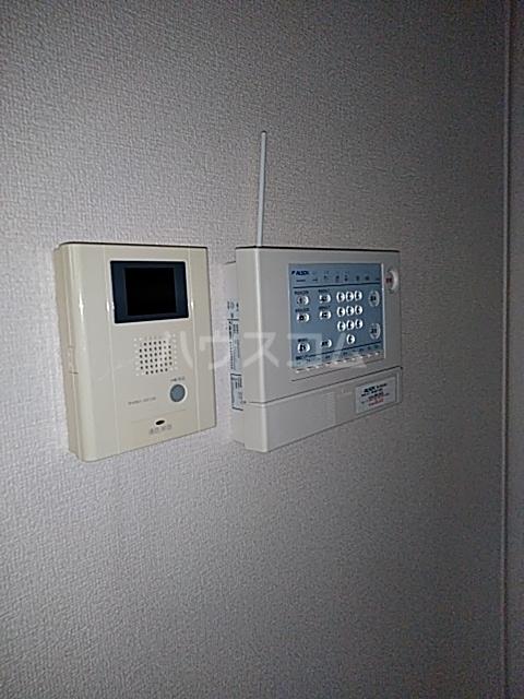 アルシオネ 305号室のセキュリティ