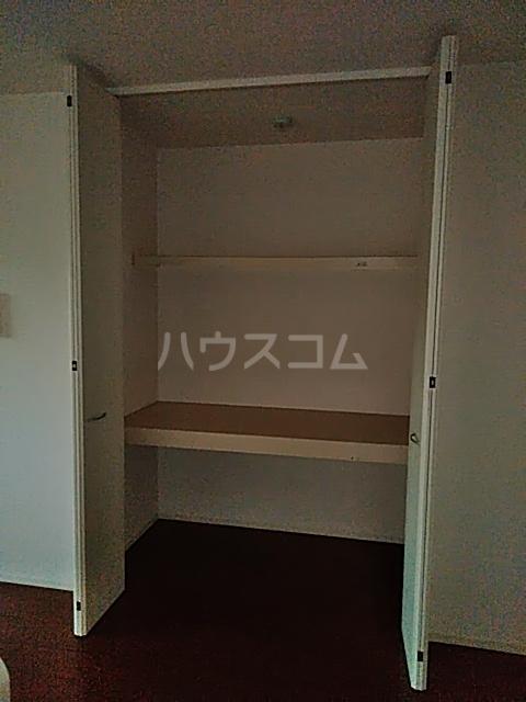 アルシオネ 305号室の収納