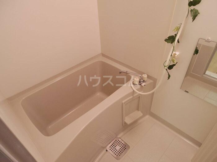 プレミール 201号室の風呂