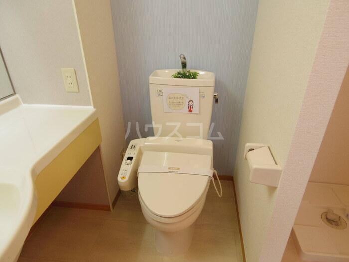 プレミール 201号室のトイレ