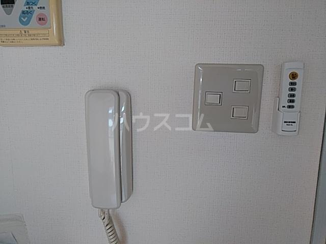 ミカサ富士見第一 103号室のセキュリティ