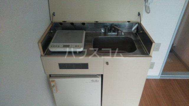 ミカサ富士見第一 103号室のキッチン