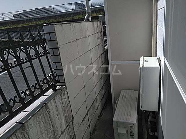 ミカサ富士見第一 103号室のバルコニー