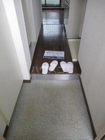 メゾン・ド・トゥール 0709号室の玄関