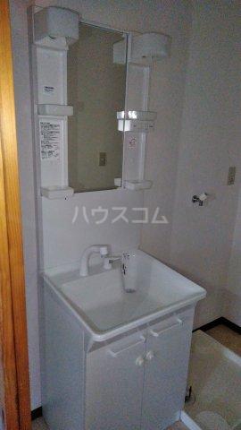 ハイツ秋元Ⅱ 205号室の洗面所