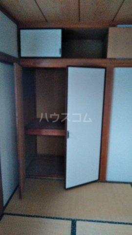 ハイツ秋元Ⅱ 205号室の収納