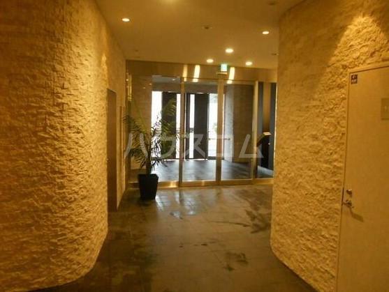 ディアレンス横濱沢渡  403号室のロビー