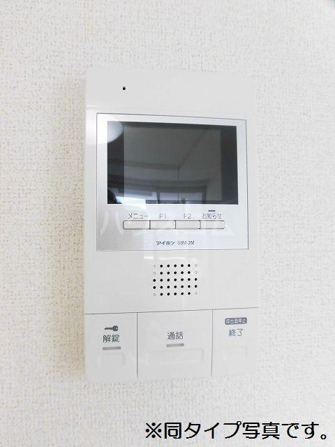 クオーレ メグ 02050号室のセキュリティ