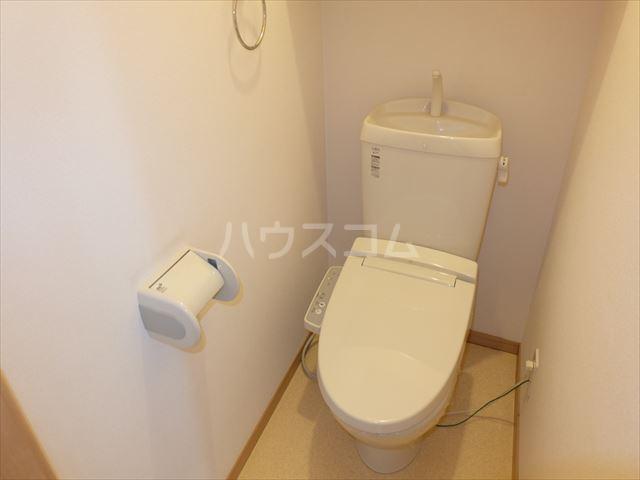 グレイドのトイレ