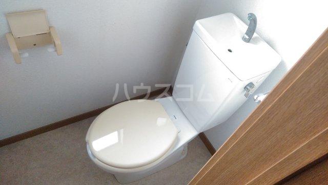 カーサ湘南B 202号室のトイレ